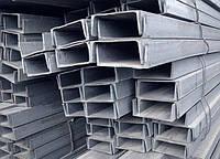 Швеллер горячекатаный № 8 У стальной ДСТУ 3436–96 (ГОСТ 8240)