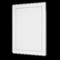 Люк-дверца ревизионная, нажимной 218х318/196х296 мм, шт