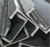 Швеллер горячекатаный № 20 П стальной ДСТУ 3436–96 (ГОСТ 8240)