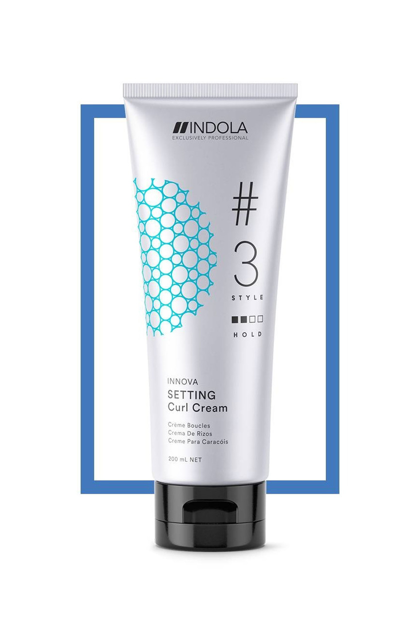 Крем для локонов Indola Innova Setting Cream Curl