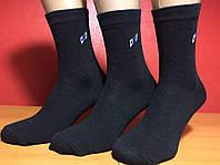 Носки мужские демисезонные хлопок Житомир размер 27(41-43) чёрные, фото 1