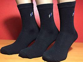 Носки мужские демисезонные хлопок Житомир размер 27(41-43) чёрные