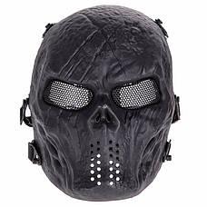 Шикарный шлем для страйкбола, лыжная маска, спортивная маска, пейнтбол, фото 3