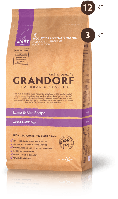 Сухий корм для собак Grandorf Adult Large Breed ягня з рисом 3 кг (7037)