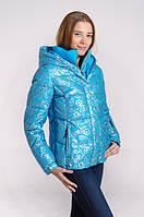 Распродажа зимних женских лыжных курток Avecs silver blue. Большая распродажа!!!, фото 1