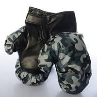 Боксерские перчатки 2шт, 23см, M5681