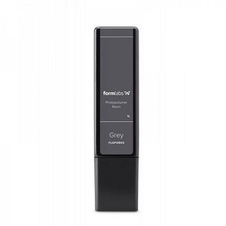 Картридж Formlabs Grey Resin, сірий, 1л, фото 2