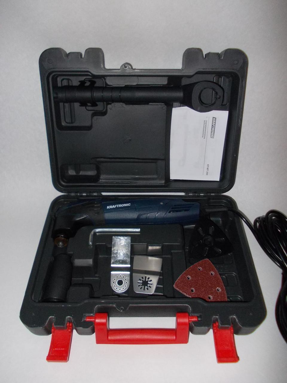Многофункциональный инструмент kraftronic kt mt 200 , цена 870 грн