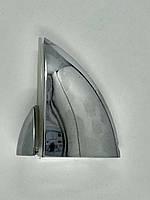 Полкодержатель пеликан хром средний 52мм