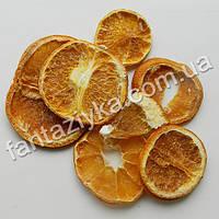Сушеные дольки мандарина (есть лом), 6 штук