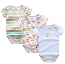 Набор боди для мальчика 6-9 месяцев (3 штуки)