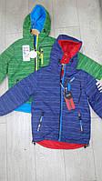 Детские осенние курточки для мальчиков GRACE