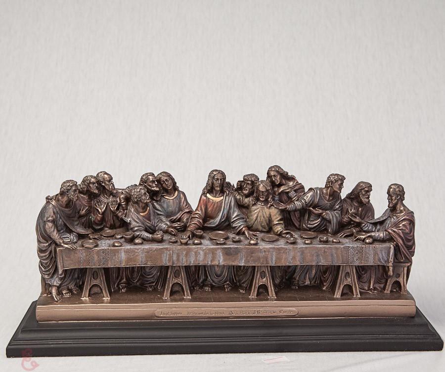 Статуетка Veronese Таємна вечеря 36 см 72159A4