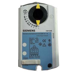 Электропривод SIEMENS cерии GDB131.1E, 3-точечный, раб. напряжение 24В, время сраб. 150 с.