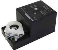 DA16N220PI, эл. питание 230 В, аналоговое управление 0-10 В/4-20 мА, скорость срабатывания 70-95 с