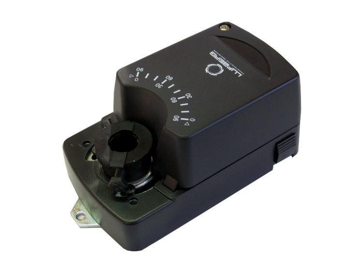 DA08N24, ел. питание 24В, 2-х/3-х позиционное, скорость срабатывания 30-40 с.