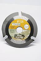Универсальный пильный диск 125мм на болгарку