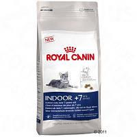 Royal Canin  indoor +7 сухой корм для кошек старше 7 лет, живущих в помещении - 400 г