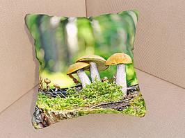 Фотоподушки грибы