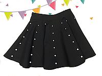 Школьные юбки для девочек Жемчужина