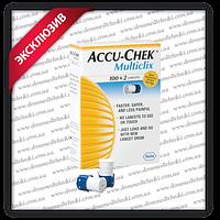 Ланцеты Accu-Chek Multiclix (Акку Чек Мультикликс) № 102, фото 1