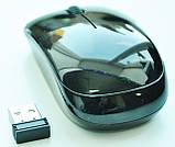 Набір бездротова клавіатура + бездротова миша Keyboard, фото 2