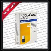Ланцеты Accu-Chek Multiclix (Акку Чек Мультикликс), 102 шт., фото 1