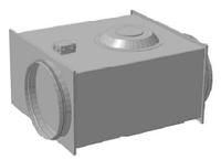 Вентилятор канальный для круглых каналов ССК ТМ C-VENT-РB-100-4-220