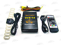 Автомобильный цифровой DVB-T2 тюнер Winca