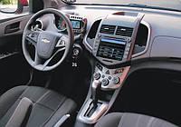 Штатная магнитола Synteco (Road Rover) SRTi на Chevrolet Aveo 2012+