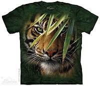 "3D футболка ""The Mountain"" Emerald Forestдля мужчин, женщин и детей, в наличии и под заказ"