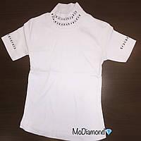 Американка-футболка для девочек