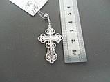 Серебряный Крест. Арт. Кр 68, фото 2