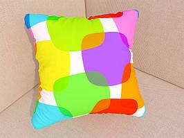 Фото подушки квадраты