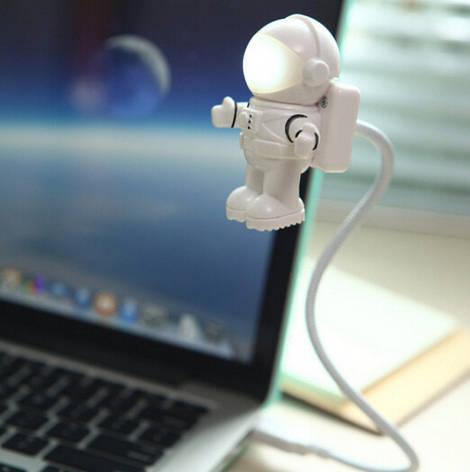Светильник для ноутбука Космонавт , фото 2