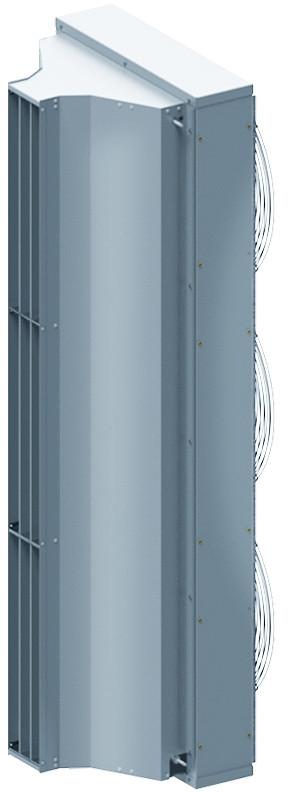 Воздушные завесы Тепломаш КЭВ-170П7011W из оцинкованной стали
