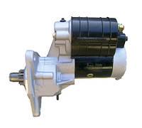 Стартер редукторный Юбана, МТЗ, ЗиЛ-5301 (усиленный)