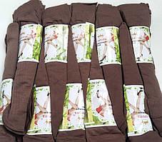Носки женские капроновые Корона мокко-шоколад