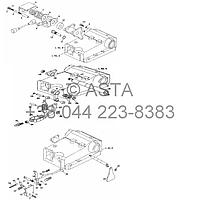 Распределитель управления на YTO X904, фото 1