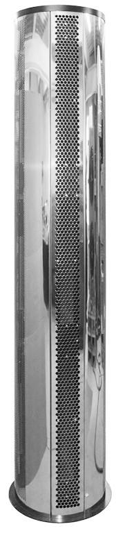 Воздушные завесы Тепломаш КЭВ-12П6040Е из полированной стали