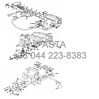 Распределитель управления с быстрым переключением передач на YTO X904, фото 1