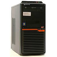 GATEWAY DT55 / AMD Phenom II X3 B75 (3 ядра по 3.0GHz) / 250GB HDD / 4 GB DDR3 / НОВАЯ Видеокарта GeForce GT 1030 2Gb DDR5 (HDMI,DVI) 12 мес. гарантии