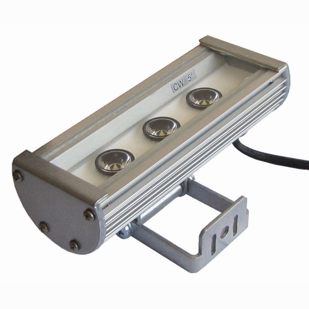 Лінійний світлодіодний прожектор IP68 175мм (03С) Холодно-білий