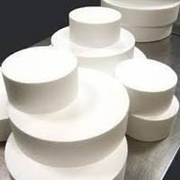 Фальш-ярус Ø 10 см (подложка из пенопласта) для торта