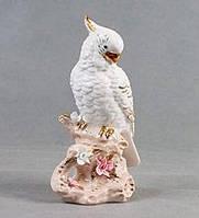 Фарфоровая статуэтка Попугай 25 см XA-181