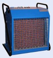 Тепловентилятор электрический промышленный Диамант-ВКФ серия АОВ-ЭВО4,5М1-1, 40 кВт., 4000 м3/ч., До-1000м3