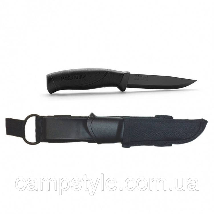 Нож Morakniv Companion Tactical BlackBlade