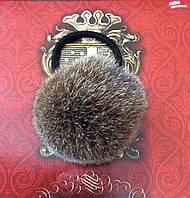 Меховая резиночка для волос, фото 1
