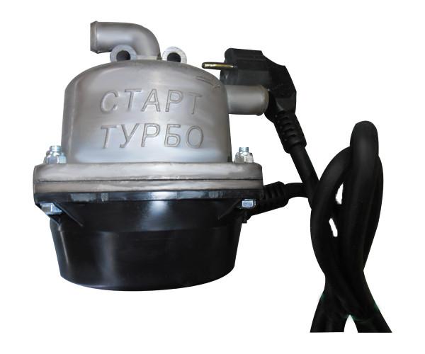 Предпусковой подогреватель двигателя с насосом СТАРТ-Турбо 2,0 кВт с монтажным комплектом №1