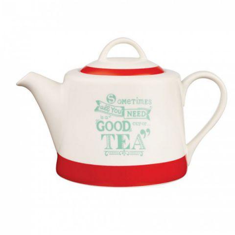 Чайник з кришечкою Churchill Queens Chasing Rainbows Teapot 850 мл (CHRA00171)